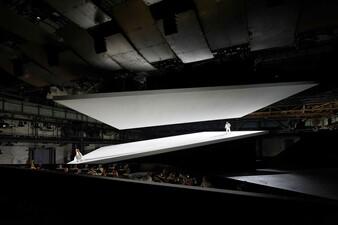 Tristan und Isolde, Ruhrtriennale 2011, Jahrhunderthalle Bochum