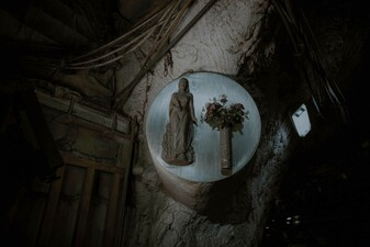 Schutzpatronin- heilige Barbara