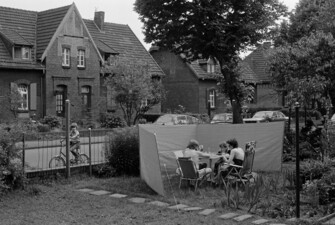 Bergarbeitersiedlung Rheinpreussen, Duisburg-Homberg
