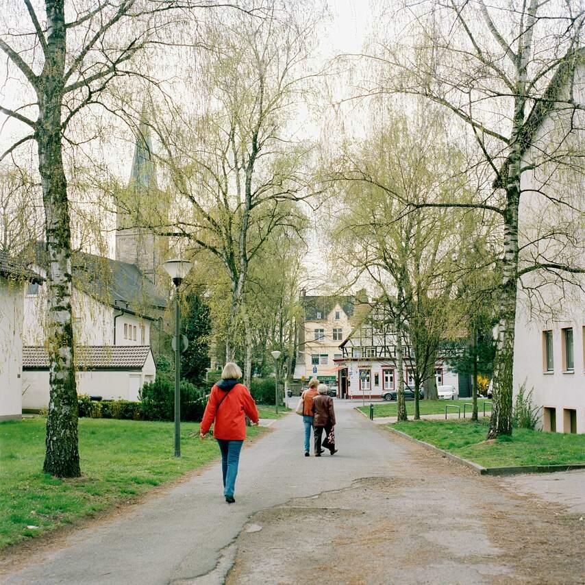 Bezirksfriedhof Lütgendortmund