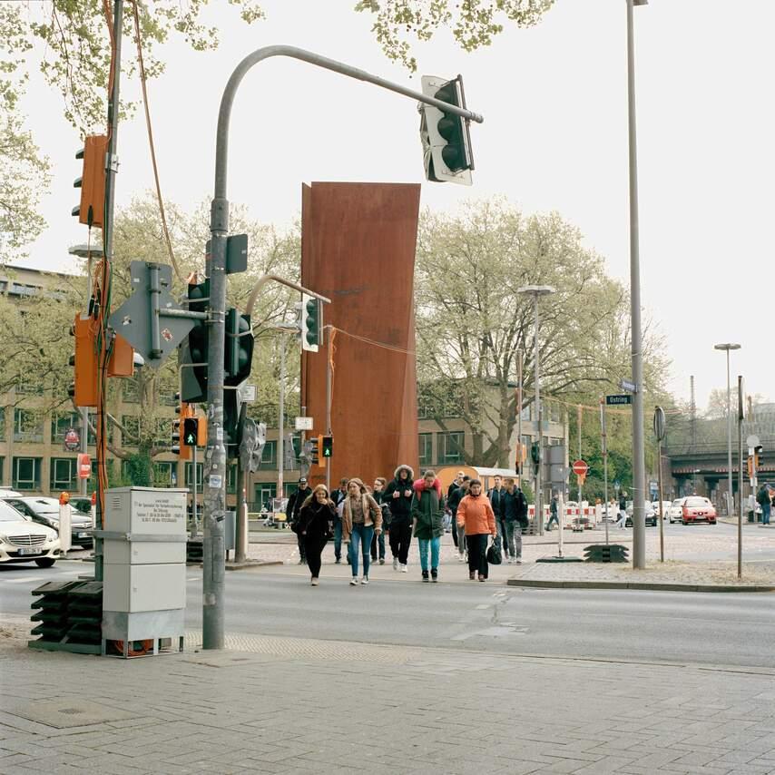 Ostring / Massenbergstraße