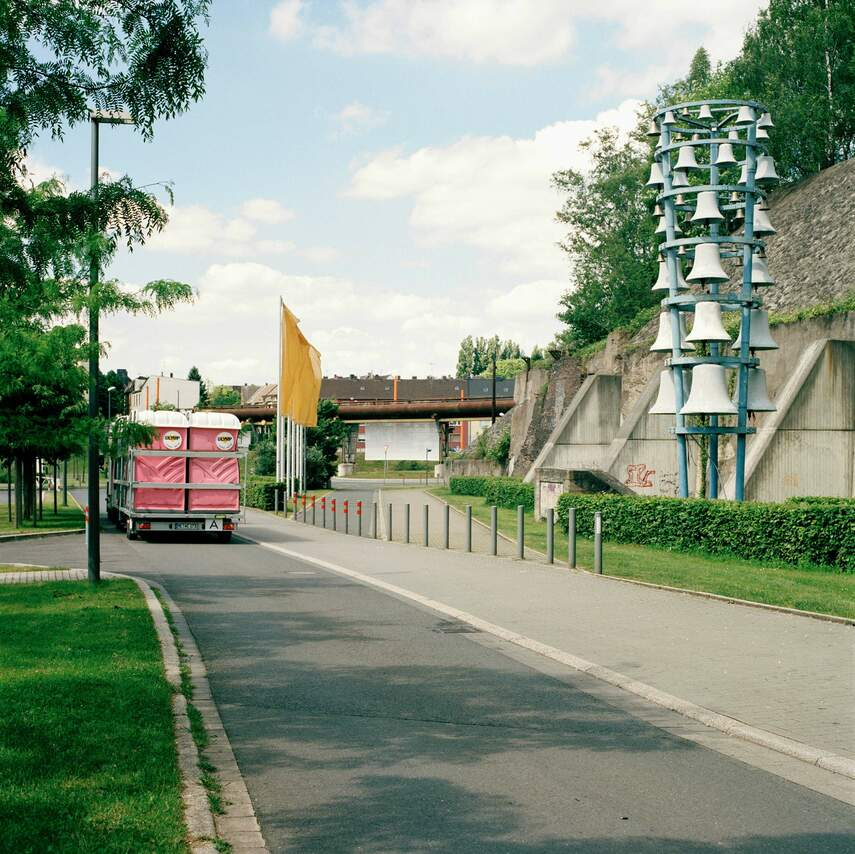 Westpark / Erzbahntrasse
