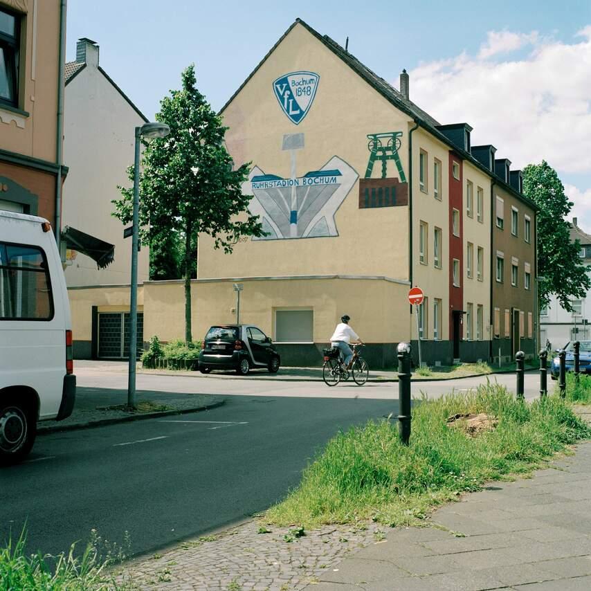 Normannenstraße / Cimbernstraße
