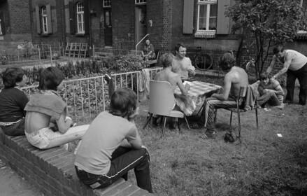 1980: Arbeitersiedlungen am Beginn der Privatisierung
