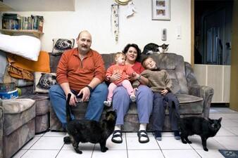 Familie B. in 2006