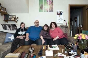 Familie B. in 2016