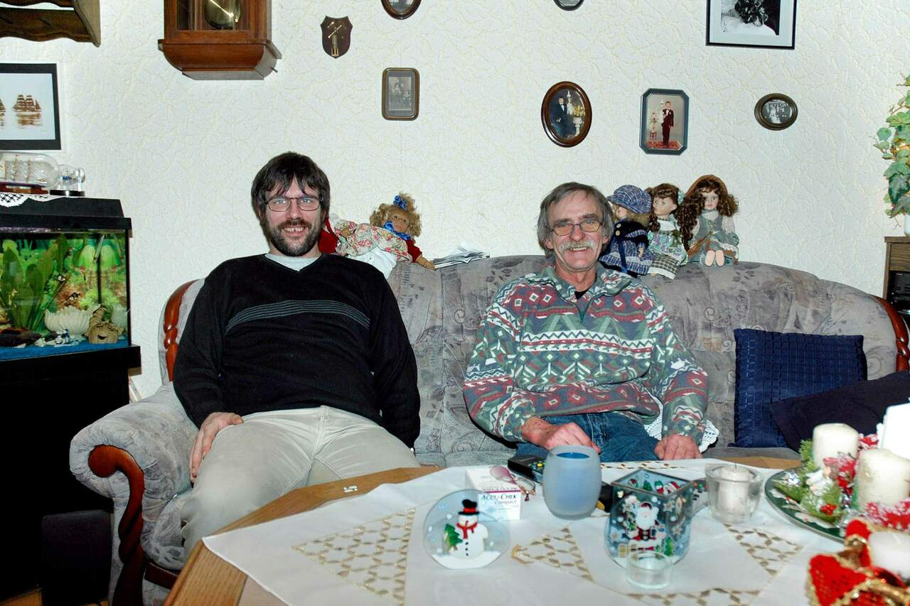 Familie Br. in 2006