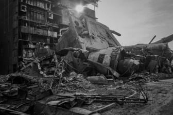 Abbruch des Kraftwerks Graf Bismarck