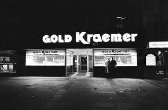 Gold Krämer Filiale auf der Kortumstraße