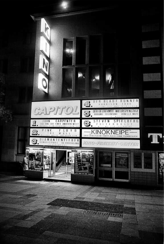 Capitol Kino Center