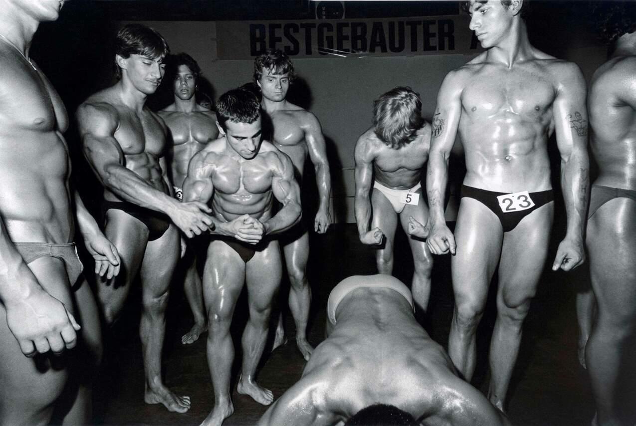 Body Building Meisterschaft Gruga