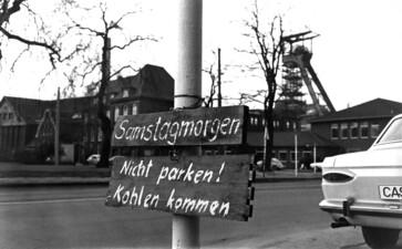 Vor der Zeche Erin, Bochumer Str.