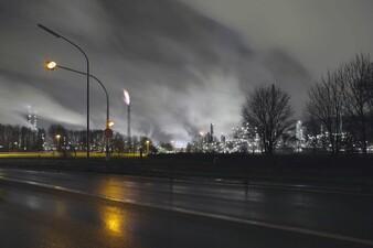 Ruhr Oel Werk Scholven