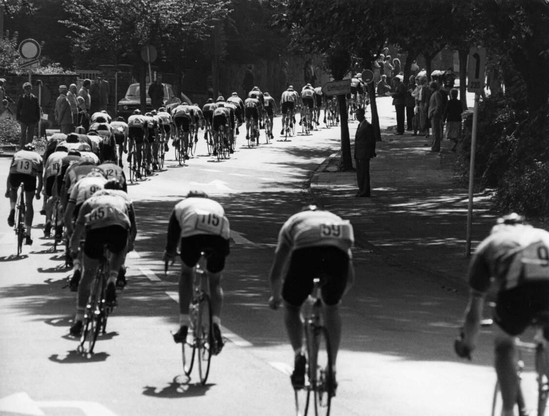 """Jährliches Radrennen """"Am Stadtgarten"""""""
