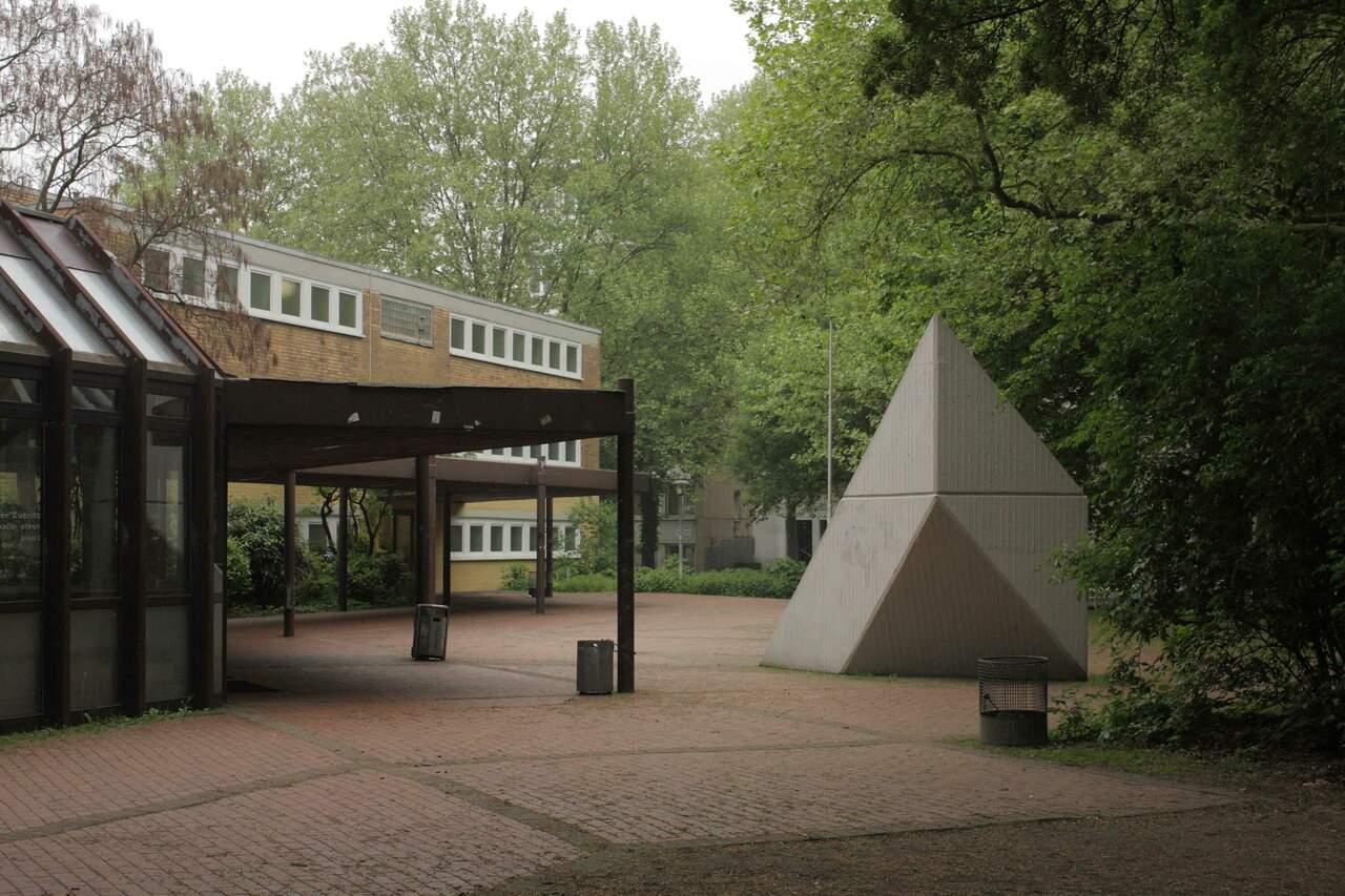 Berufliche Schulen, Sporthalle Brügmannplatz