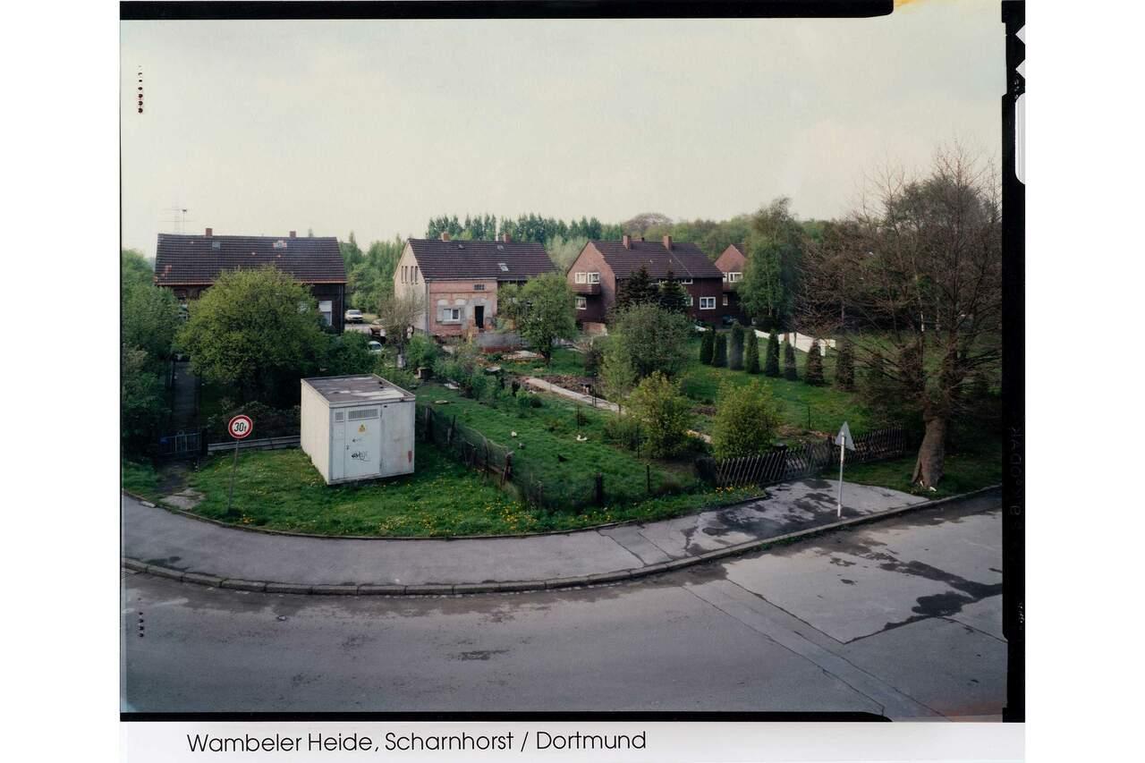 Wambeler Heide, Scharnhorst
