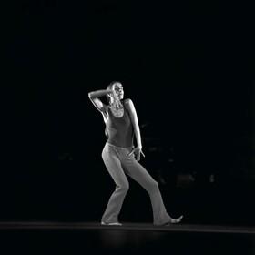 Pina Bausch & Folkwang Tanzstudio / Probebühne der Folkwangschule 1970