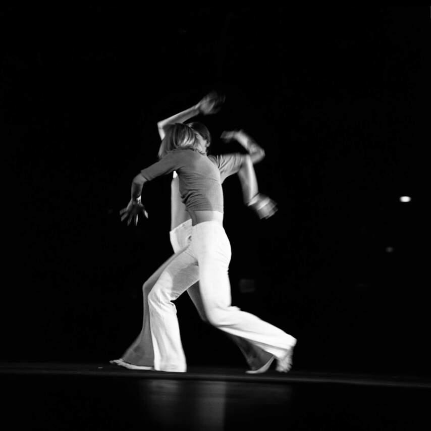 Tänzerinnen der Companie