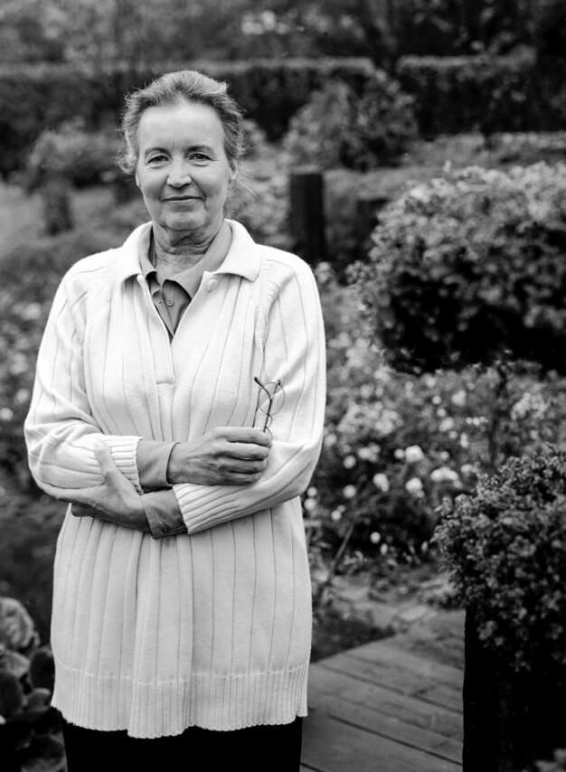 """Dr. Elisabeth Nilkens, Vorsitzende der Hertener Bürgerstiftung, Ärztin im Ruhestand: """"Bereits mit neun Jahren stand für mich fest: ich werde Ärztin."""""""