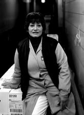 """Maria Foik, Betriebswerkerin bei Herta: """"Ich habe schon immer gearbeitet. Ich kenne das gar nicht anders."""""""