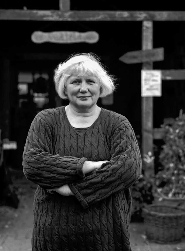"""Irmgard Südfeld, Bäuerin: """"Das ist nicht alles Arbeit, das ist auch Leben."""""""