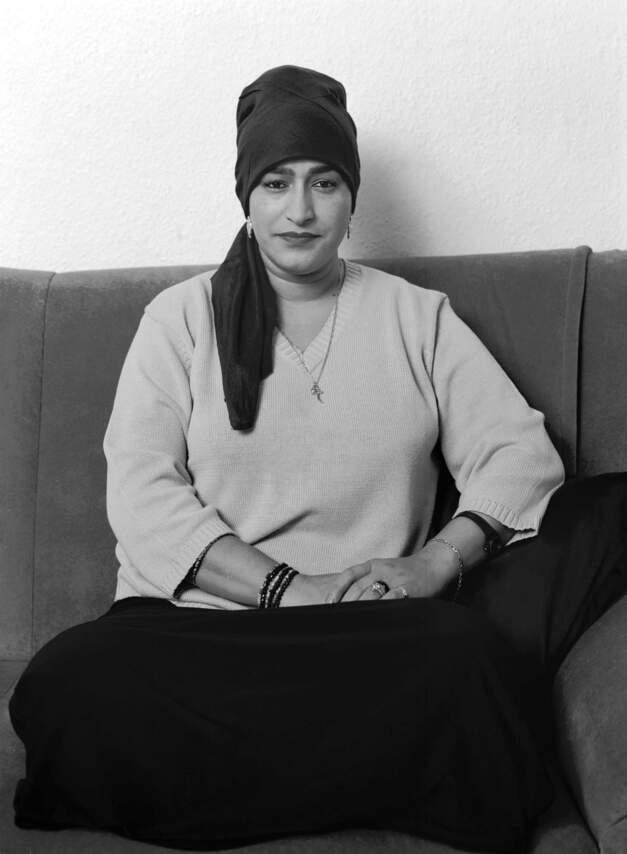 """Emine Bal, Hauswirtschafterin, Duisburg Marxloh: """"Mein großes Problem ist jetzt Arbeit zu finden."""""""