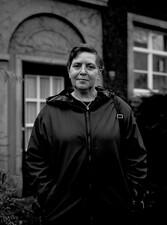 """Renate Jakubowski, Vorsitzende des Vereins: """"Leben und Arbeiten in Rheinhausen"""" """" Man muss sich Mut machen; es ist nie zu spät!"""""""