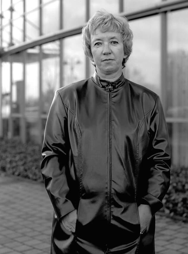 """Brigitte Herrenbrück, Call Center Mitarbeiterin: """"Unsere Kinder sind das beste Projekt, das ich je hatte."""""""