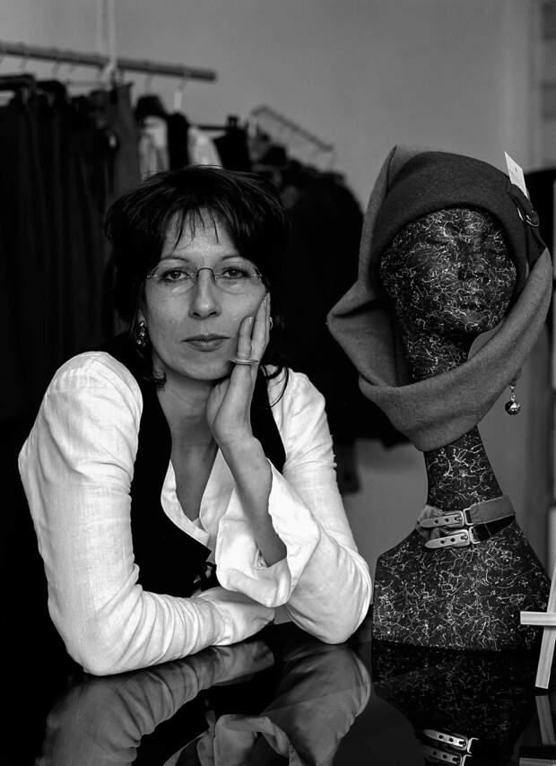 """Anke Rettkowski, Modegestalterin und Existenzgründerin: """"Man ist eben nicht fest angestellt, so dass einem nach acht Stunden das Schicksal der Firma egal ist."""""""