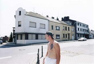 Obdachloser, Alsdorf-Hoengen