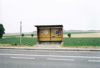 Bushaltestelle, Titz