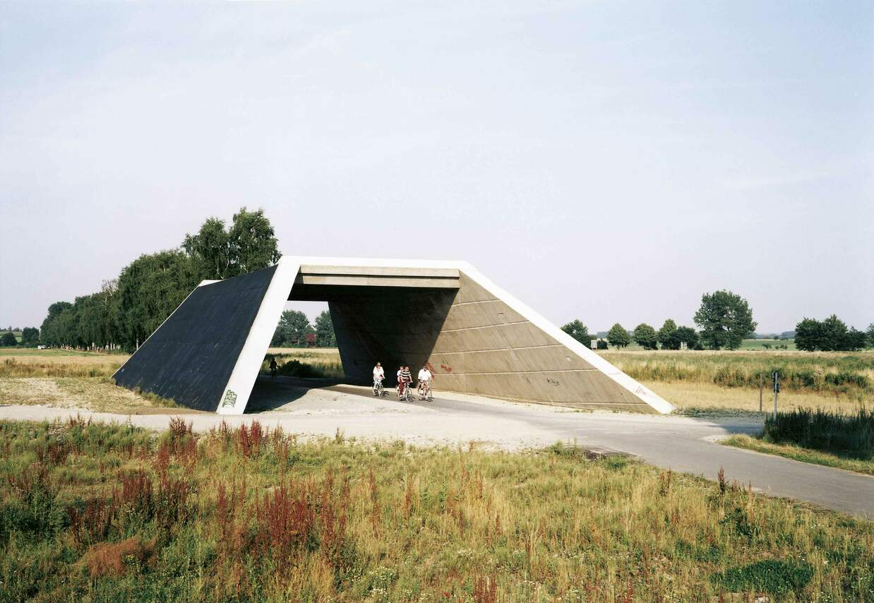 Autobahnbrückentorso, Werl