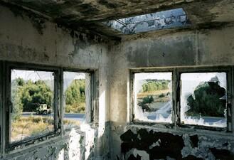 Grenzturm der ehemaligen innerdeutschen Grenze