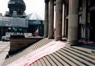 Friedensfest auf dem Gendarmenmarkt am 8.5. 1995, Berlin