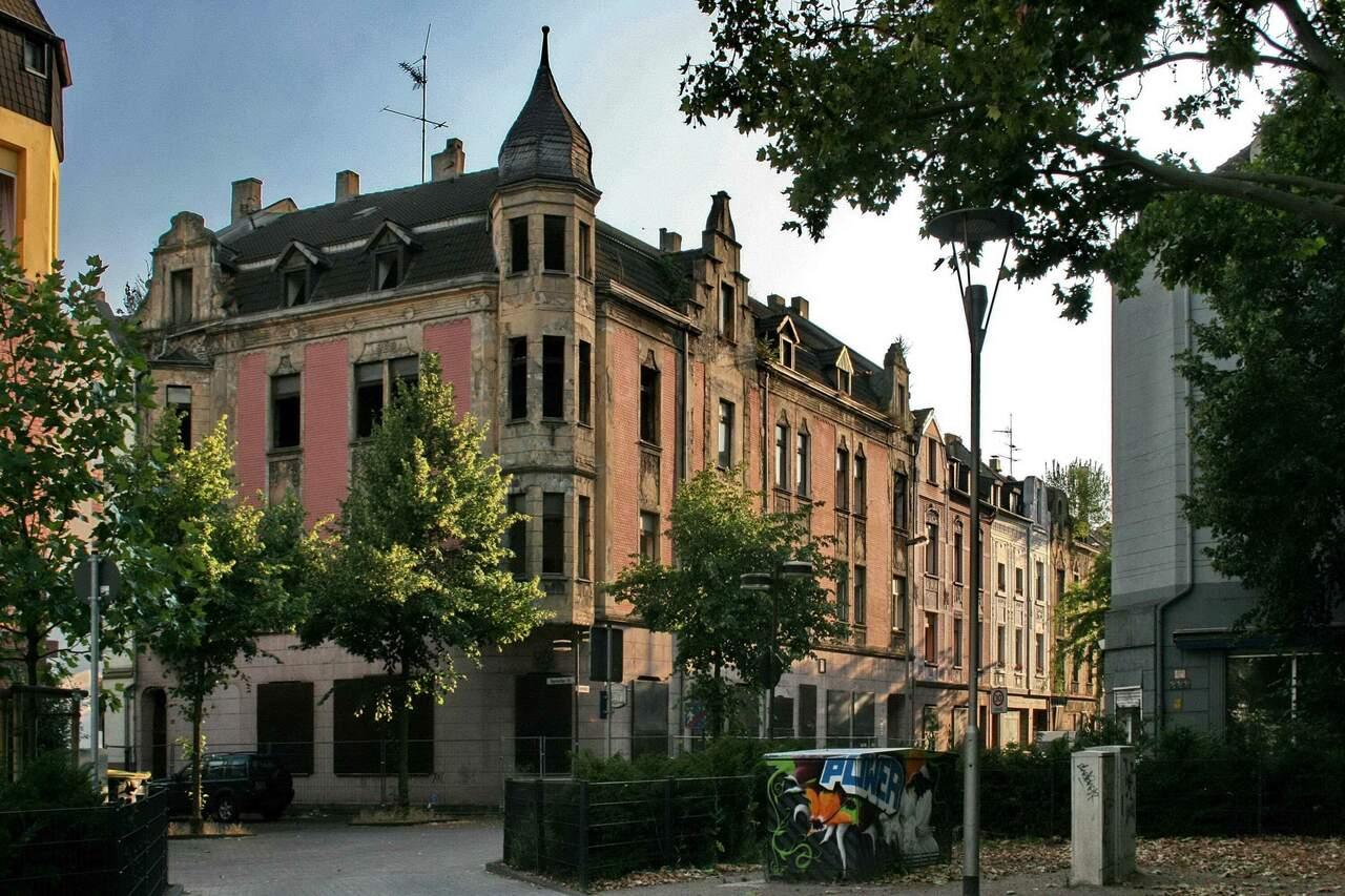 Bayreuther Ecke Heinrichstraße