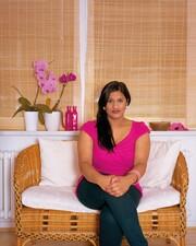 Aminesha, Indien