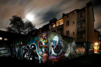 Lost Spaces Graffiti