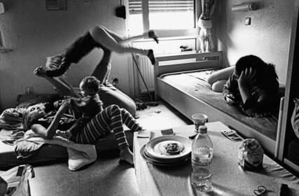 Auf der Schwelle – Leben im Frauenhaus