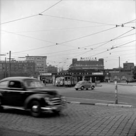 Nachkriegsjahre in Essen, Bochum und Oberhausen – Stadt, 1950er Jahre