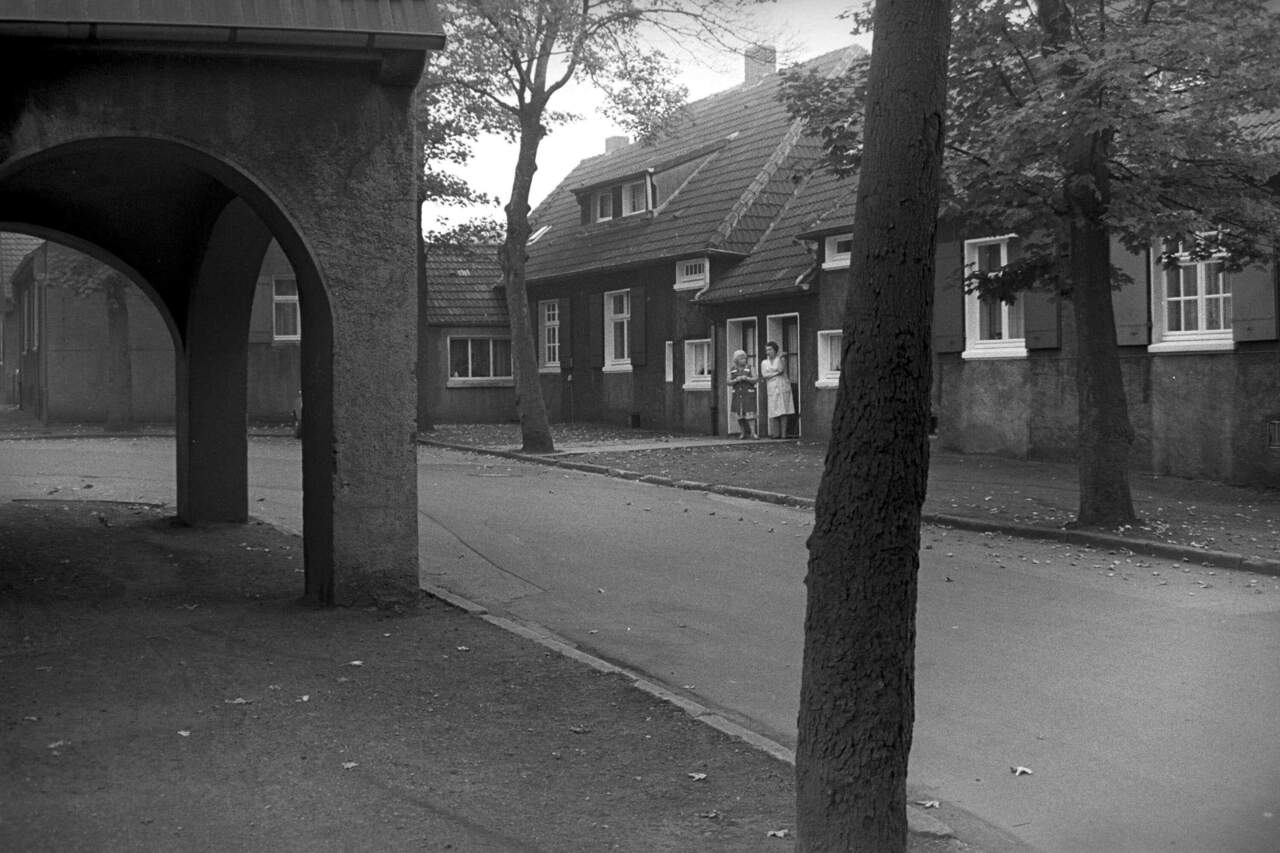 Arbeitersiedlung Schönhausen