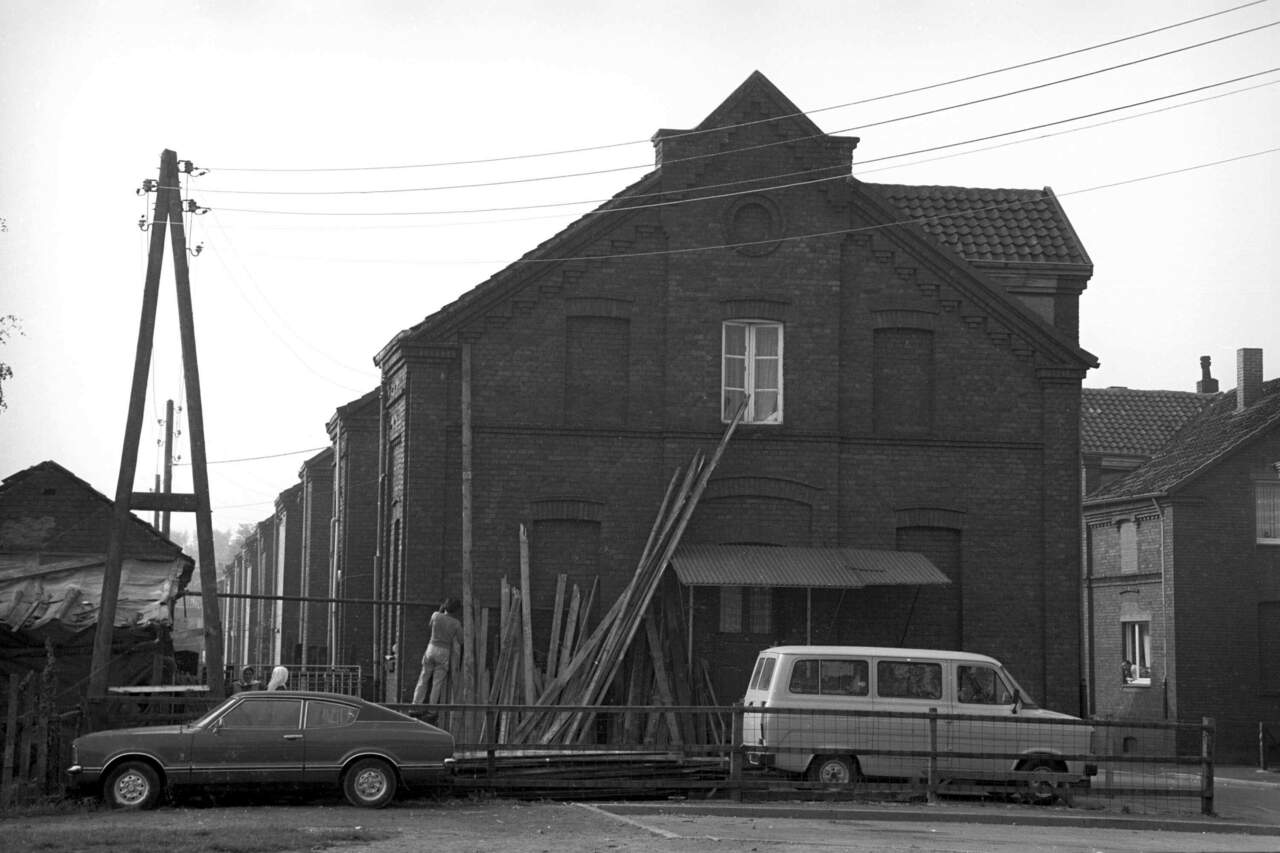 Arbeitersiedlung Königsborn