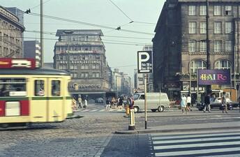 Hauptbahnhof, Anfang der Kettwigerstr.