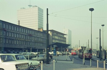 Hauptbahnhof, Nordeingang