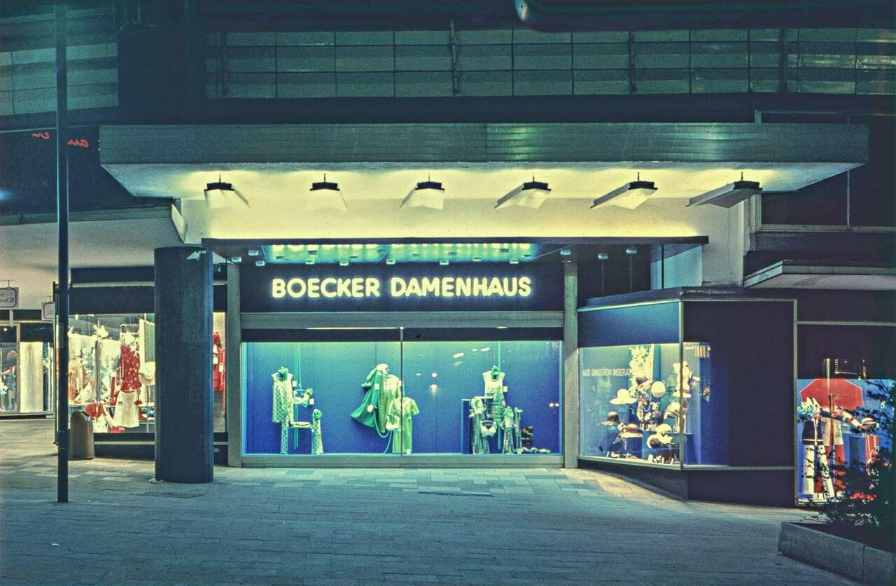 Boecker Damenhaus, Kettwigerstr.