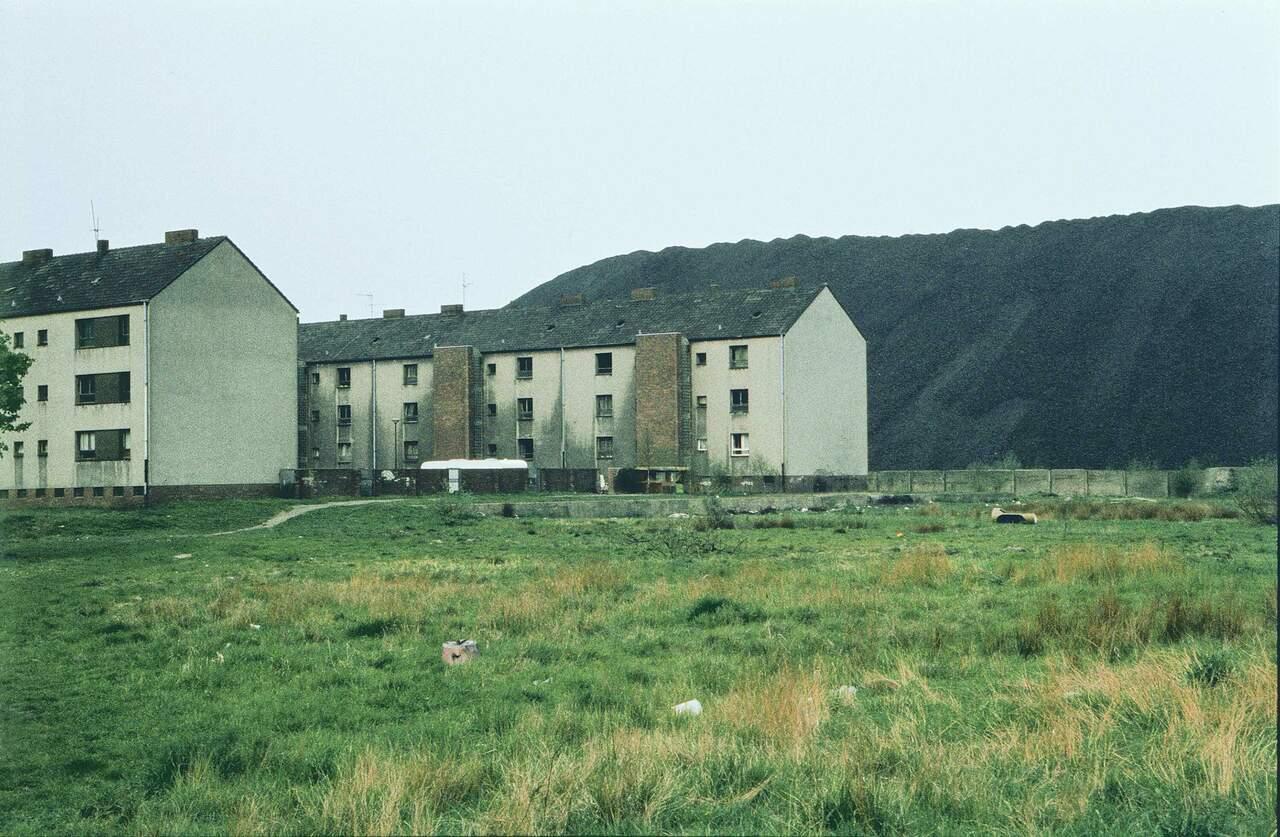 Häuser vor Kohle, Schalkerstr.