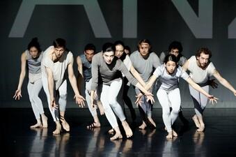 FTS, Neuer Neuer Neuer Tanz, Choreograph Michel Vandevelde