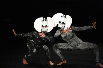 MONOMENTO 0, Choreographin Eszter Salamon