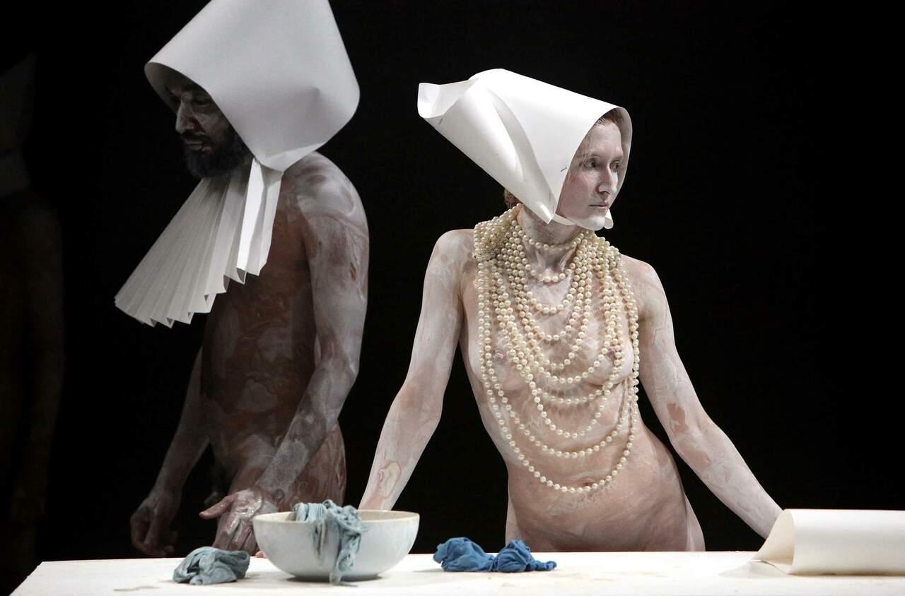 Untitled.Persona, Choreograph Ben J. Riepe