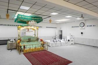 Sikh-Tempel Gurudwara Nanaskar